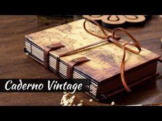 Caderno feito à mão com folhas Kraft + Sorteio! | Marina Araújo - YouTube