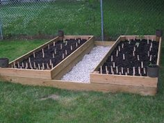 Where Roots Flourish: Raised Garden Beds: How-To