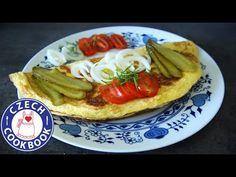 Czech Recipes, Yummy Recipes, Yummy Food, Ethnic Recipes, Schnitzel Recipes, Czech Food, Egg And I, Deli, Food Videos