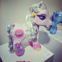 my little pony My Little Pony Figures, My Lil Pony, Lil Twist, Unicorn Horse, Sweet Little Things, I Luv U, Mlp Pony, Cute Characters, Over The Rainbow
