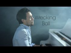 """Powerful piano cover of """"Wrecking Ball"""" by chestersee"""