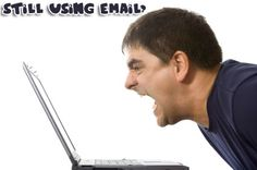Social media vs. email (I still like email)