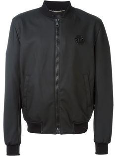 PHILIPP PLEIN 'So Cool' Bomber Jacket. #philippplein #cloth #jacket