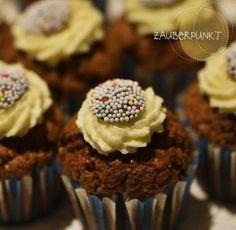 Schokoladen - CupCakes { mit Chili }