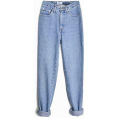 Vintage 90s High Waist Mom Jeans vintage denim women's 4 long (345 EGP) ❤ liked on Polyvore featuring jeans, pants, bottoms, long length jeans, slim fit denim jeans, highwaisted jeans, denim jeans and highwaist jeans