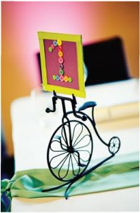bicycl theme, birthday idea, bike idea, bicycl parti, vintage bicycles, bridal shower, bicycl decor, decor idea, theme weddings