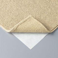床暖房・ホットカーペット対応ラグすべり止め/シートタイプ 40×120cm |