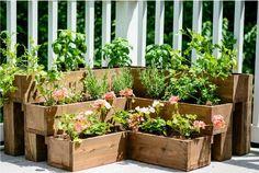 3-Tier Herb Garden