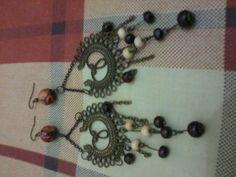 Ethnic Earrings, sell from Yogyakarta