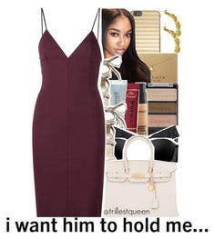 """""""07-20-2016."""" by trillestqueen ❤ liked on Polyvore featuring Fergie, MICHAEL Michael Kors, Dogeared, Wet n Wild, MAC Cosmetics, Too Faced Cosmetics, Maybelline, Hanky Panky, OnGossamer and Steve Madden"""