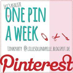 One Pin a Week – und noch mehr Taschen