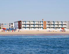 Sahara Motel at Ocean City Maryland.