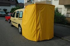 Fabriquer une tente de voiture soi-même ? Oui, c'est possible ! - supermagnete.fr