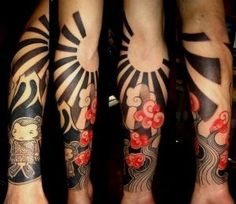Image result for sun ray tattoo