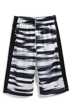 Boy's Nike 'Frontline Fly' Dri-FIT Athletic Shorts
