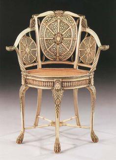 * wunderkammer *: Iconos del estilo: Tronos de marfil / Style Icon: Ivory…