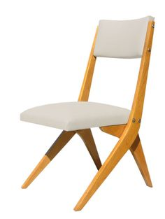 Side chair - Jose Zanine Caldas, Brazil, 1950s.
