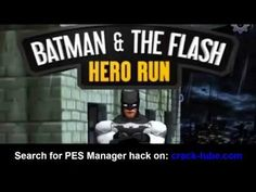 Batman & The Flash Hero Run hack