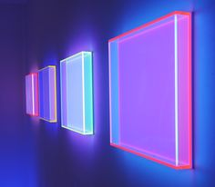 <p>German visual artist Regine Schumann is recognized for her artworks in which light, and its transformative powers in particular, plays a key in the experience and exploration of color and form. Sch