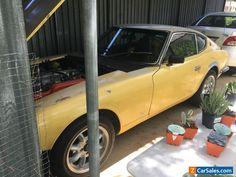 Datsun 240z #datsun #240z #forsale #australia