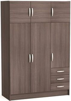 Wall Wardrobe Design, Wardrobe Interior Design, Wardrobe Door Designs, Bedroom Wall Designs, Bedroom Cupboard Designs, Bedroom Closet Design, Bedroom Cupboards, Bedroom Furniture Design, Home Room Design
