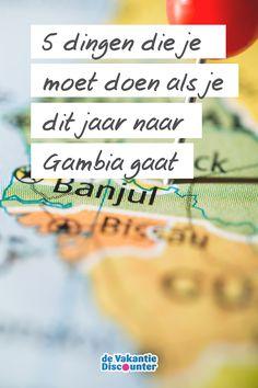Dat je naar Gambia kan voor de mooie zandstranden en kleurrijke vissersdorpjes is inmiddels geen geheim meer. Maar wist je dat een zonvakantie in Gambia, dat ook wel The smiling coast of Africa wordt genoemd, veel meer in petto heeft. Kijk maar mee!