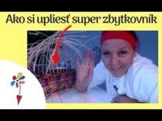 Pedig kurzy, Kabelka z farebných zbytkov pedigu pletená na živo s Katarí... Youtube, Youtubers, Youtube Movies