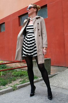Stripes in the Wind #1