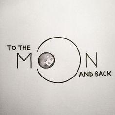 "52 Likes, 5 Comments - Heidi Gillett (@heidingillett) on Instagram: ""To the moon and back"""