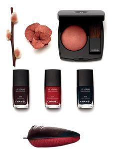chanel makeup autumn 2015 - Buscar con Google