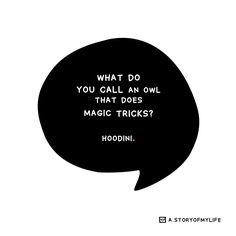Daily joke #hoodini #jotd #funny #smile #happiness #daily #me #itsnotaboutthehappyending