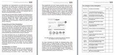 Seitenbeispiel aus dem Buch Online Marketing, Bullet Journal, Search Engine Marketing, Book, Tips