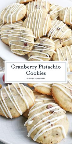 Cupcakes, Cake Mix Cookies, Yummy Cookies, Cookies Et Biscuits, Easy Christmas Cookie Recipes, Best Cookie Recipes, Holiday Recipes, Christmas Colors, Christmas Goodies