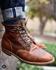 Coach Ramblers from @trumanbootcompany Awesome suede boots See more inspiration on my Instagram account @runnineverlong