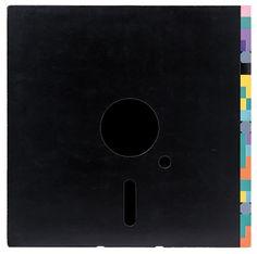 Peter Saville, New Order: Blue Monday record sleeve