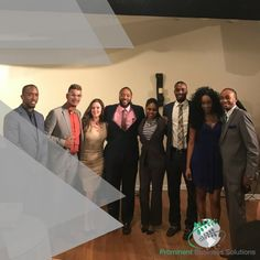 Changing lives, one day at a time! The team at Prominent Business Solutions promoted Sir to Sr. Managing Partner this past weekend. 🍾  Thanks to all of the family, friends, and co-workers that came to celebrate this past weekend! This promotion wouldn't be possible without the love, support, and dedication of you and the team.  Watch out Pittsburgh, we are expecting big things from this crew!  #promotion #results #growth #expansion #celebrate