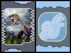 Image - 1.10 Utahraptor.jpg - Dinosaur King - Wikia