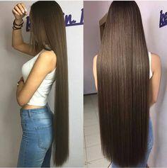 Shop Rabake Hair Brazilian Straight Human Hair 3 Bundles With Closure Brazilian Virgin Hair Straight With Closure Formal Hairstyles For Long Hair, Straight Hairstyles, Cool Hairstyles, Long Dark Hair, Very Long Hair, Beautiful Long Hair, Gorgeous Hair, Silky Hair, How To Draw Hair