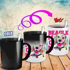 Beagle Mug - Beagle Mom Coffee Mug - Beagle Gifts - Beagle Lovers - Ceramic…