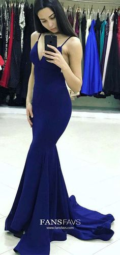 Prom Dresses Boho, Royal Blue Satin Prom Dresses Mermaid Long Evening Dresses V Neck Spaghetti Straps Formal Gowns Sexy Party Pageant Dresses Shop prom dresses Boho,such as beading prom pieces prom dresses,chiffon prom dress,lace prom dresses Backless Mermaid Prom Dresses, Straps Prom Dresses, Elegant Bridesmaid Dresses, Simple Prom Dress, V Neck Prom Dresses, Tulle Prom Dress, Pageant Dresses, Party Dresses, Ball Dresses