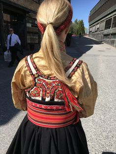 Russian Fashion, Russian Style, Folk Costume, Costumes, My Heritage, Traditional Outfits, Norway, Ethnic, Textiles