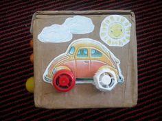 Наша дорожная коробочка - Раннее развитие - Babyblog.ru
