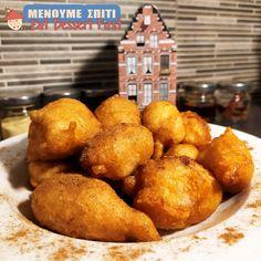 Στο γλυκό και μυρωδάτο άρθρο μαςθα μάθουμε την ιστορία των λουκουμάδων, τις εκδοχές τους ανά τον κόσμο και την ιστορία της καλής τους φίλης της κανέλας. Και όπως πάντα θα συνοδέψουμε τις γνώσεις μας φτιάχνοντας τη δικιά μας μερίδα!  #λουκουμάδες #μέλι #κανέλα #doughnuts #fried #dessert #honey #cinnamon #foodbloggers #greece #συνταγές #recipes #άρθρο Pretzel Bites, Crepes, Pancakes, Bread, Ethnic Recipes, Food, Brot, Essen, Pancake