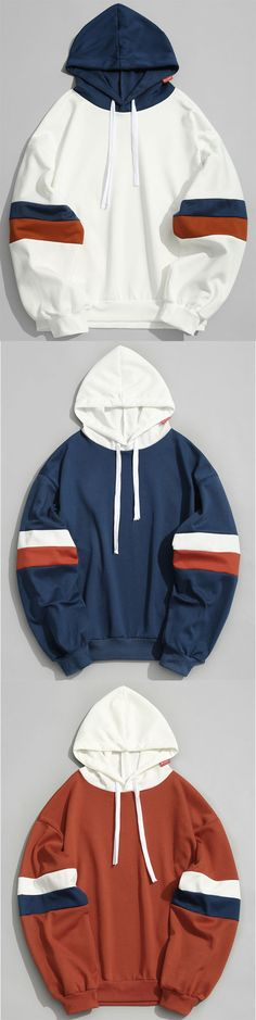 Up to 80% OFF! Pockets Color Block Hoodie.#Zaful #hoodies Zaful, zaful outfits, zaful sweater, zaful men, mens top,men fashion, man sweatshirts, man hoodies ,casual, man outfits, hoodies men swag, hoodies men pullover, jackets men, t-shirts,long sleeve t shirts,v neck t shirts, denim jacket, winter outfits, winter fashion, fall fashion, fall outfits, Christmas, ugly, ugly Christmas, Thanksgiving, gift, Christmas hoodies, Black Friday, Cyber Monday @zaful Extra 10% OFF Code:ZF2017