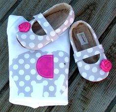 Sweet baby girl gift set