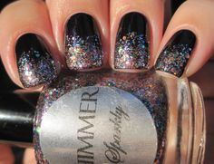 Shimmer Polish Sparkly  Sparkly Vernis
