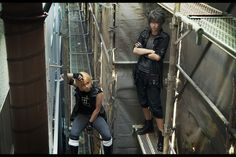 Prompto & Noctis | Final Fantasy XV #game #cosplay