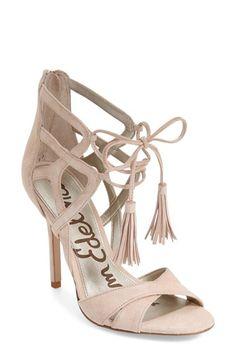 f349c2c2761e Sam Edelman  Azela  Tasseled Lace-Up Sandal (Women)