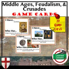 Free printable blank world history timeline homeschool history world history middle ages feudalism crusades 39 i have who has game cards gumiabroncs Gallery