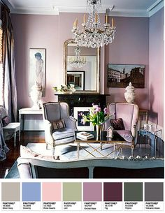 Art & Interior room design decorating before and after house design interior design 2012 home design Romantic Living Room, My Living Room, Living Room Decor, Living Spaces, Bedroom Romantic, Small Living, Modern Living, Mauve Living Room, Home Design